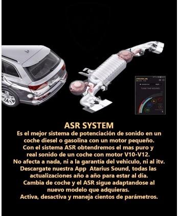 Sonido V8 ASR