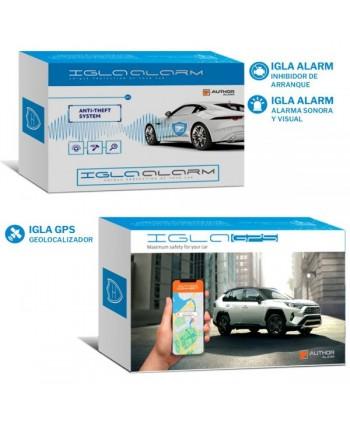 IGLA ALARM con IGLA GPS
