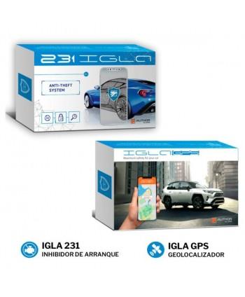 IGLA 231 con IGLA GPS